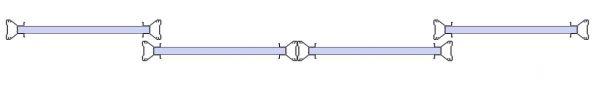 4-türig symmetrisch